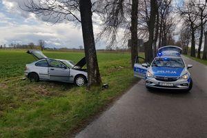 8 wypadków, 8 osób rannych. Podsumowanie weekendu na drogach Warmii i Mazur
