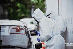 Koronawirus: Lekki wzrost zakażeń i zgonów na Warmii i Mazurach