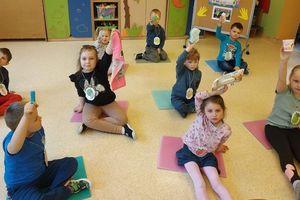 Z maluchami z przedszkola o zdrowiu