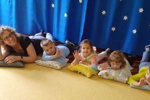 Dzień Piżamy w Przedszkolu Miejskim w Nowym Mieście