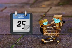 Niedziele handlowe 2021 w Bartoszycach. Czy 25 kwietnia w Bisztynku będą otwarte sklepy?