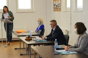 Z obrad sesji rady gminy Rybno