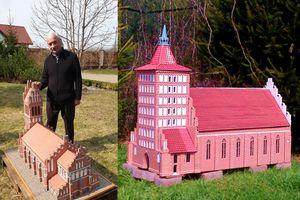 Henryk Drajer: Miniaturowa, ale wielka pasja [ROZMOWA]