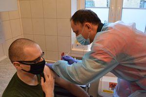 Akcja szczepienia żołnierzy 20 BBZ
