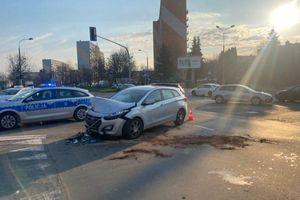 Uwaga kierowcy! Utrudnienia na jednym z olsztyńskich skrzyżowań