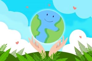 Świętuj Dzień Ziemi. Posprzątaj swoje podwórko