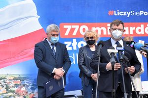 Ponad 28 miliardów dla województwa warmińsko-mazurskiego?