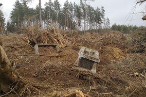 Śledczy zajmują się sprawą cmentarza w Nowej Wsi Ełckiej