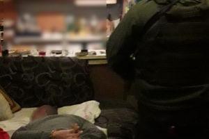 Funkcjonariusze z Placówki Straży Granicznej w Bezledach ujawnili 3 kg amfetaminy