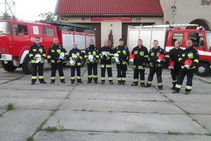 Strażacy z Grabowa wciąż na topie
