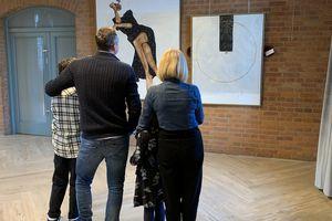 Eda Yukov: Tak! Ludzie potrzebują sztuki!