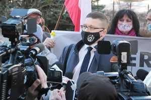 Sędzia Juszczyszyn składa wniosek egzekucyjny[VIDEO]