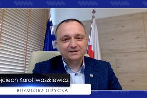 """Pytajnik """"Gazety Olsztyńskiej"""": rozmawiamy z burmistrzem Giżycka"""