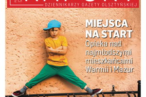 Raport dziennikarzy Gazety Olsztyńskiej: Miejsca na start. Opieka nad najmłodszymi mieszkańcami Warmii i Mazur