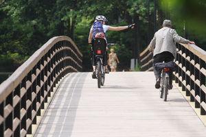 Jak majówka, to tylko na rowerze!