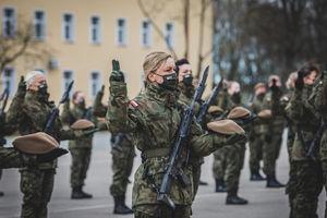 Nowi żołnierze zasilą bataliony lekkiej piechoty w Morągu