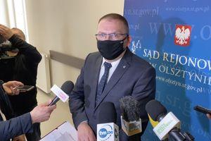 Oświadczenie Macieja Nawackiego, prezesa Sądu Rejonowego w Olsztynie