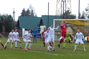 GKS Wikielec zyskał punkty dzięki walkowerowi za mecz z Bronią
