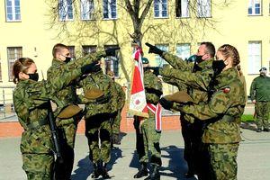 Żołnierze WOT złożyli przysięgę wojskową
