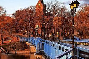 Gazeta za zdjęcie: Most ul. Zamkowa
