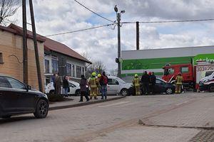 Były burmistrz Barczewa upił się w Wielki Piątek i rozbił 3 samochody