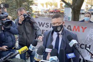 Sędzia Paweł Juszczyszyn wraca do pracy