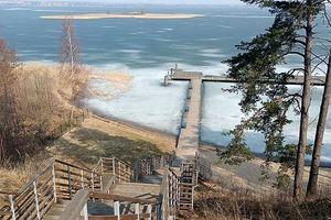 Wilkasy: jezioro Niegocin