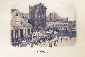 #135lat: Tak wyglądał Olsztyn 135 lat temu [ZDJĘCIA]