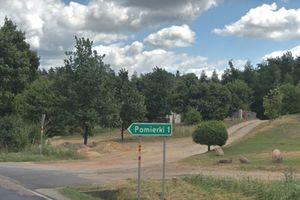 Trwa przebudowa drogi w Pomierkach. W kolejce trzy miejscowości