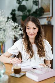 Barbara Kwinta, autorka książki