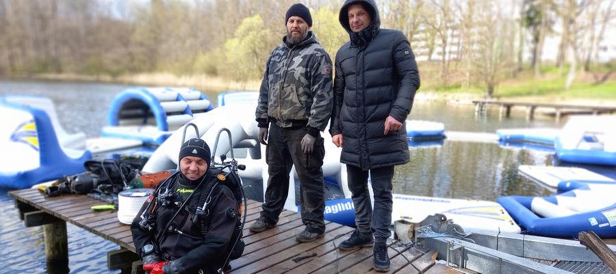 Największy w Polsce park wodny na Popówce Małej w Giżycku