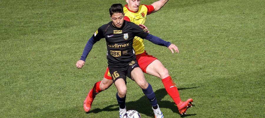 Koki Hinokio strzelił swojego szóstego ligowego gola w tym sezonie (zdjęcie jest tylko ilustracją do tekstu)