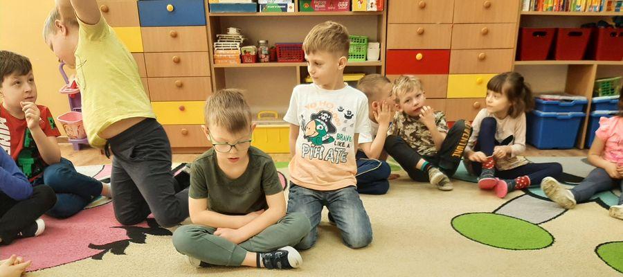Światowy Dzień Ziemi  w Przedszkolu Publicznym nr2 w Bartoszycach