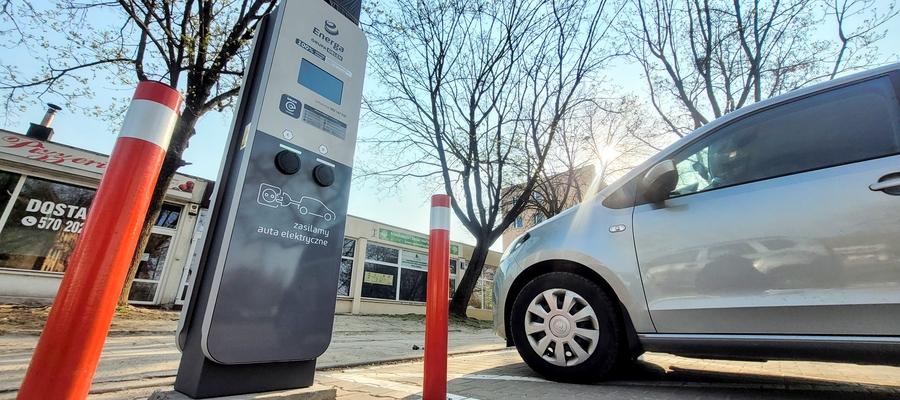 Na każdym osiedlu będzie można ładować samochód elektryczny