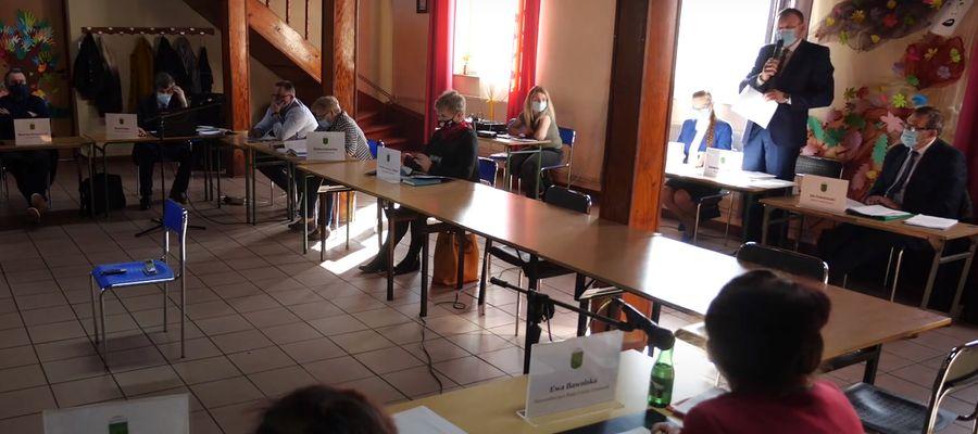 Sesja Rady Gminy Grunwald z 31 marca
