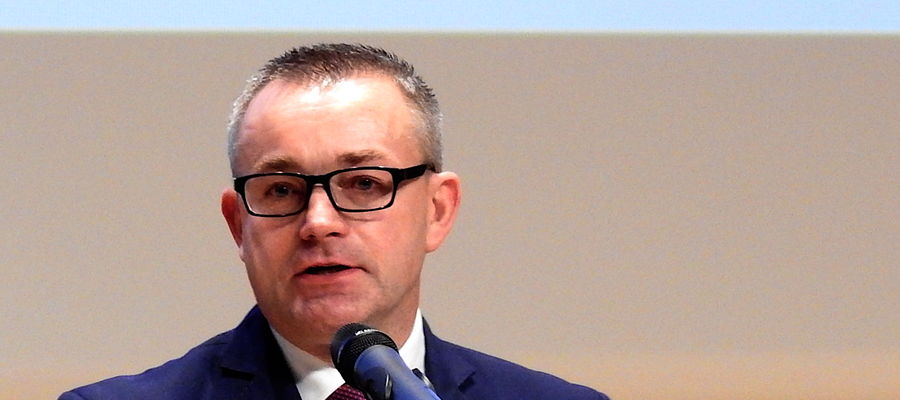 Wójt Gminy Kurzętnik – Wojciech Dereszewski