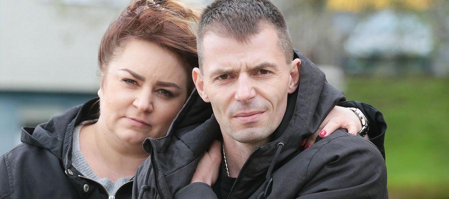 Małgorzata i Tomasz z Olsztyna: Nie zostawimy tak tej sprawy!