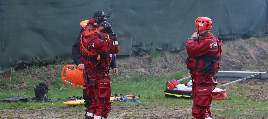 Ciało kobiety znajdowało się niedaleko brzegu / zdjęcie ilustracyjne