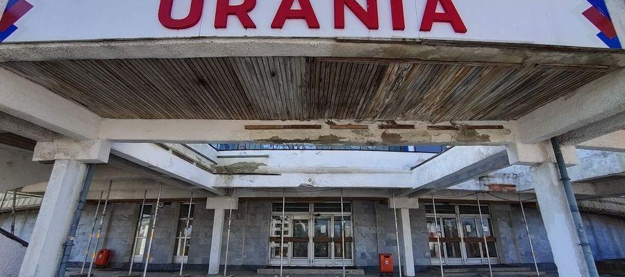 Hala Widowiskowo-Sportowa Urania potrzebuje remontu. Jest w ruinie. Miasto musi znaleźć kolejne 20 mln zł na jej renowację