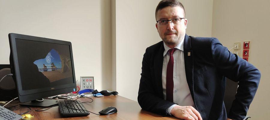 Jest decyzja olsztyńskiego sądu w sprawie sędziego Juszczyszyna