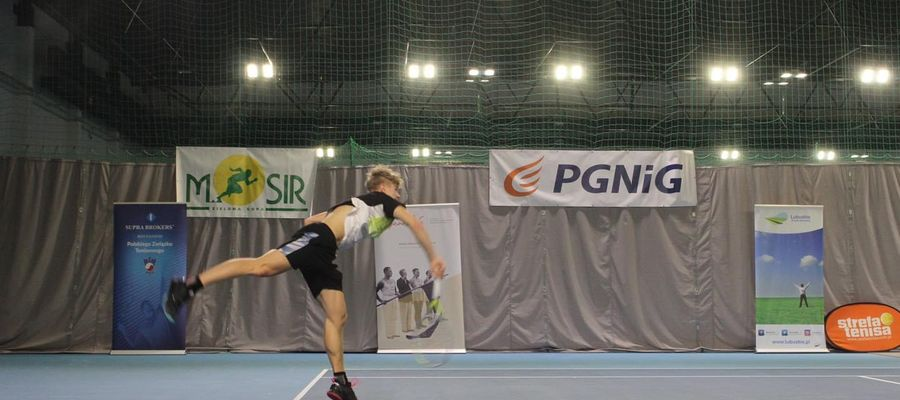 Tenisowe podróże Pieczkowskiego