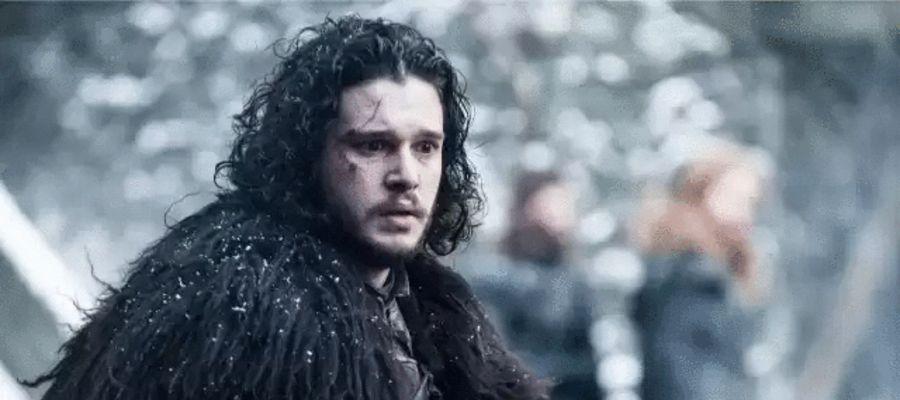 """Jon Snow - bohater """"Gry o tron"""""""