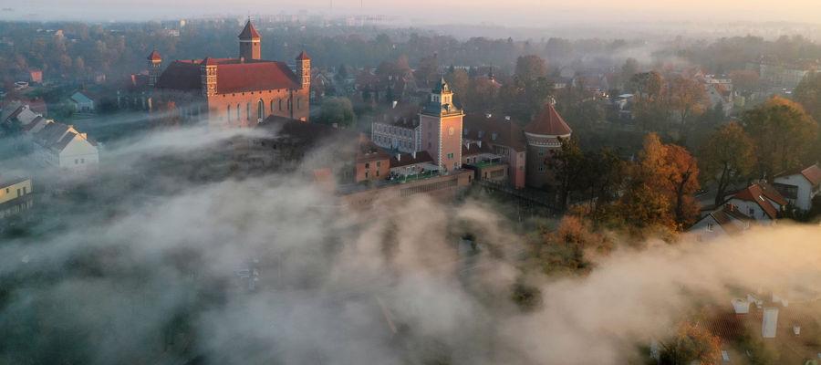 Lidzbark Warmiński - miasta z Warmii i Mazur mają bardzo duży potencjał pod kątem rozwoju obecnych i przyszłych uzdrowisk.