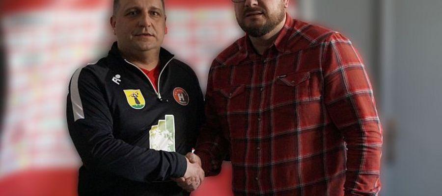 Andrzej Malesa trenerem Huraganu w miejsce Marcina Zmiarowskiego