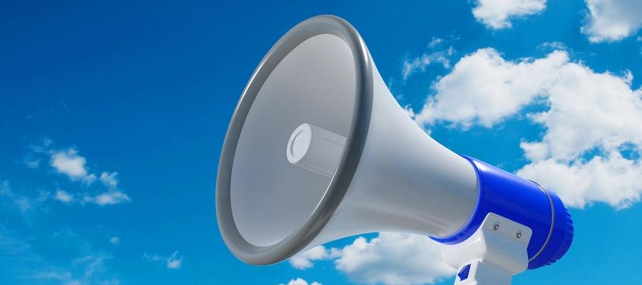 Komunikaty w Olsztynie są emitowane dwa razy dziennie