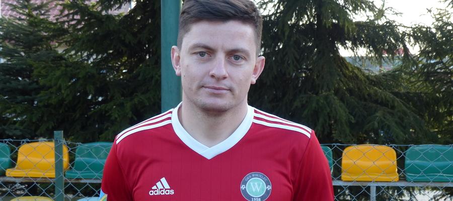 Łukasz Suchocki meczem z Olimpią Zambrów zadebiutuje na trenerskiej ławce GKS-u Wikielec