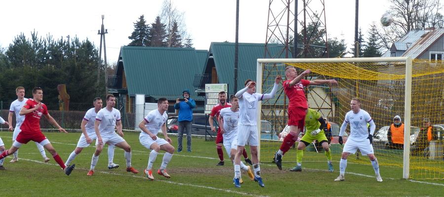 Zdjęcie z meczu GKS Wikielec — Broń Radom