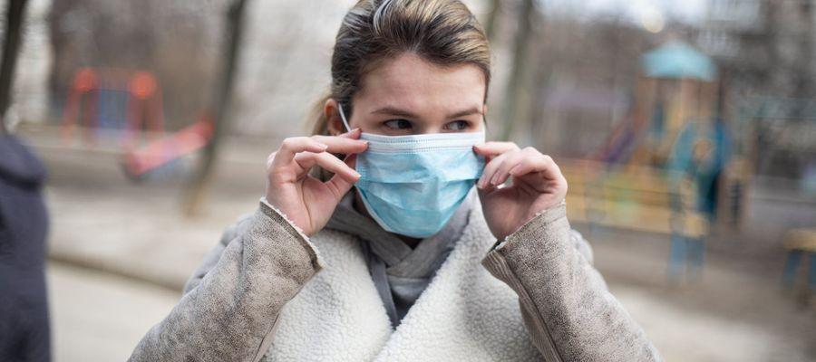 Na Warmii i Mazurach odnotowano dziś 142 nowe zachorowania