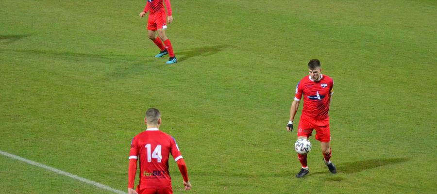 Sokół Ostróda w środowy wieczór wygrał trzeci wiosenny mecz, pokonując Skrę Częstochowa