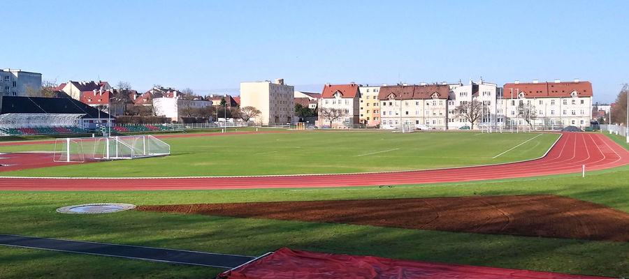 Od poniedziałku jednorazowo ze stadionu lekkoatletycznego będzie mogło korzystać 25 osób